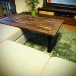 ソファに置けるローテーブル