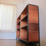 インダストリアルな本棚