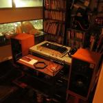 喫茶スロース Good time music DJブース