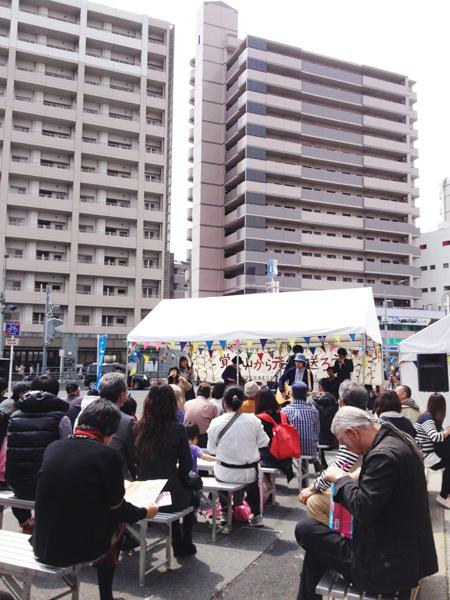 覚王山春祭 2015 ライブステージ