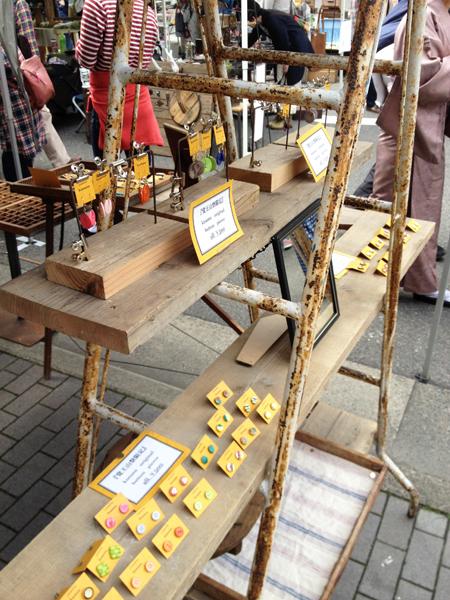 覚王山春祭 2015 ボタン屋さん