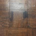 レトロな床