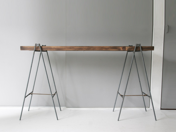recycle wood folding table