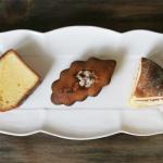 伝統菓子 レモンのウィークエンド、フィナンシェメープルノア、ヴィクトリアケーキ