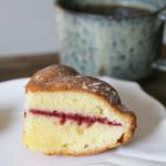 イギリス伝統菓子 ヴィクトリアケーキ