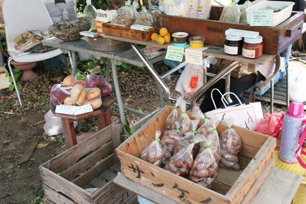 赤池農林倶楽部の野菜