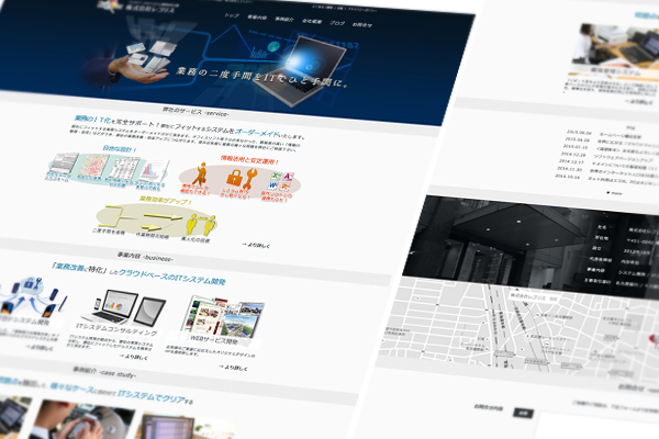 homepage design 15