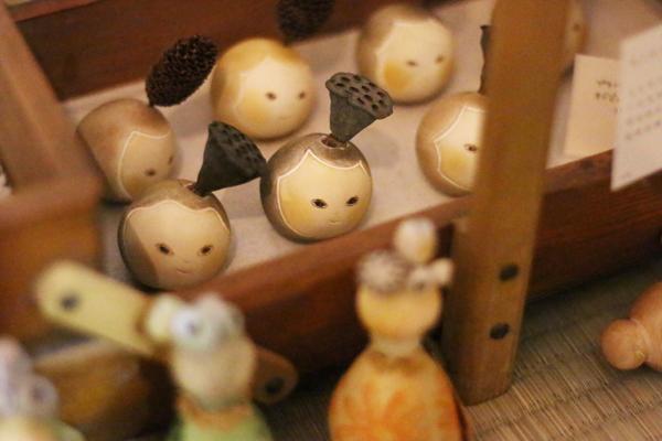 千種区本山のハンドメイド雑貨店「てのり」イワタノリエさんの作品