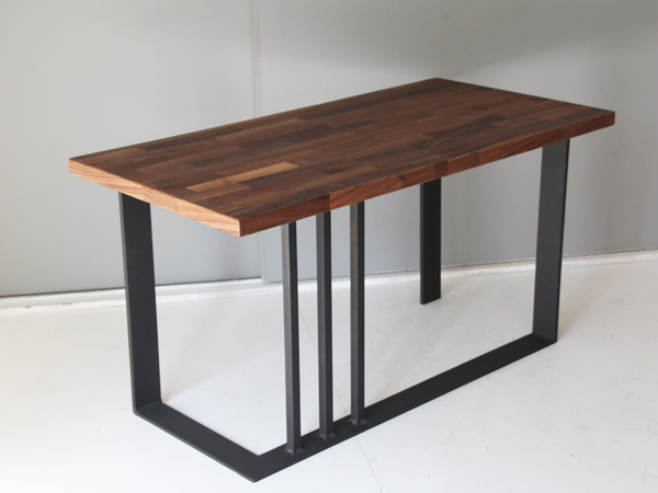 walnut living table