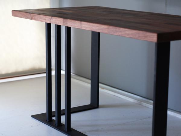 京都府T様へアイアン脚テーブルを納品致しました。