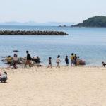 西尾市吉良町の宮崎海水浴場で開催されるイベント「海辺百貨店vol.10」の様子15。