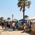 西尾市吉良町の宮崎海水浴場で開催されるイベント「海辺百貨店vol.10」の様子8。