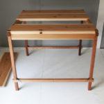 組立式テーブル手順2-2