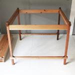 組立式テーブル手順2