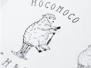 羊のロゴマーク